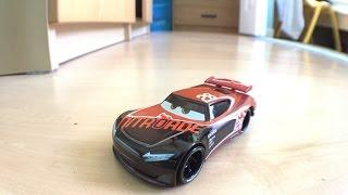 Disney Pixar Cars 3 Tim Treadless