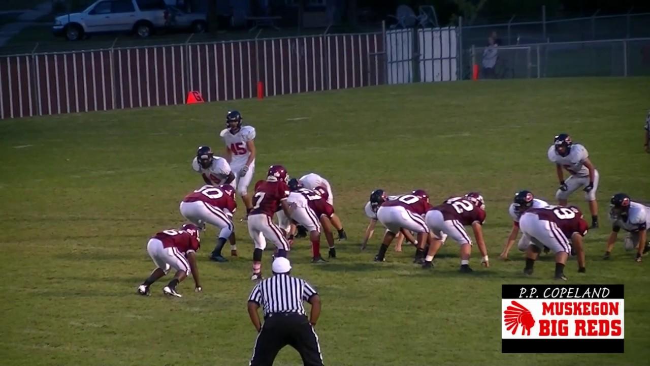 Muskegon High School Band - Football Season 2008