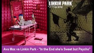 Ava Max vs Linkin Park -