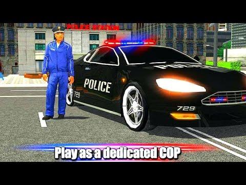crime town police car