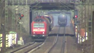 BR140, BR155, BR185, 2x BR143 Bonn Villich - Müldorf