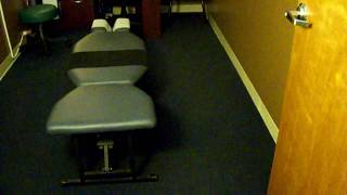 Jacksonville Chiropractic Consult/Acupuncture Room