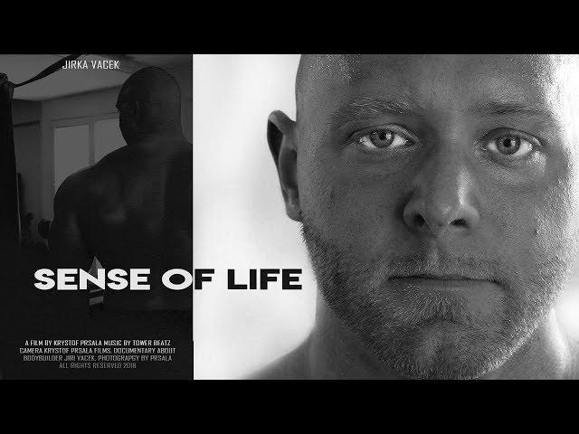 SENSE OF LIFE - Jirka Vacek (Dokument o kulturistice)