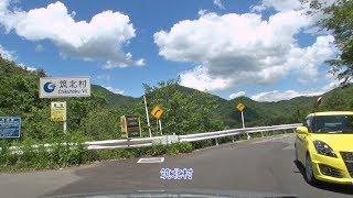 国道143号 松本~青木峠~上田 車載動画 [2014-06]
