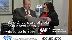 AAA Minnesota Insurance Agency of the Year Atlas Insurance Brokers in Rochester, MN.mov