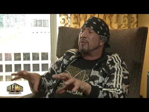 X-Pac shoots on WCW Invasion & New World Order (NWO) reboot