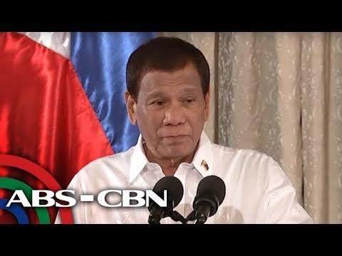 Duterte nababahala para sa mga Pinoy sa Middle East | Bandila