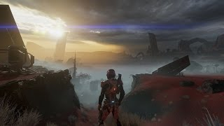 Mass Effect: Andromeda — Xbox One Gameplay