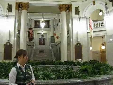 The Edmonton Legislature.wmv
