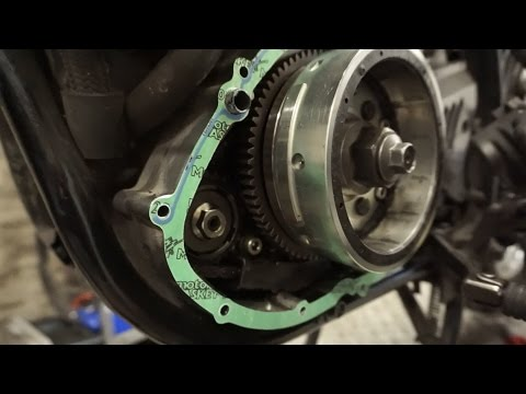 Repeat Dr650 gasket and stator replacement  by BACK40ADV