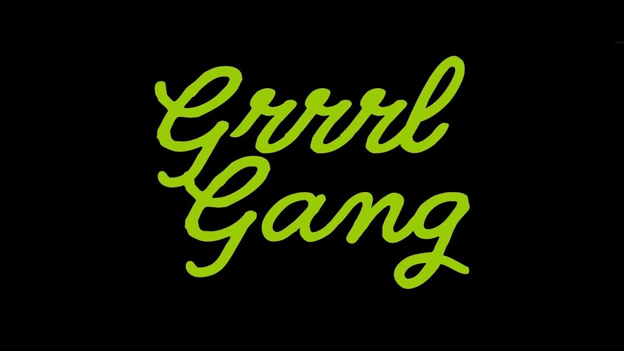 Fatty Cakes The Puff Pastries Grrrl Gang Official Video Youtube