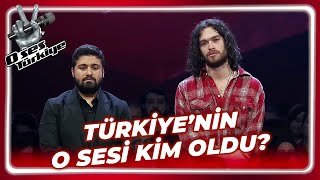 THE CHAMPION OF THE VOICE TURKEY!