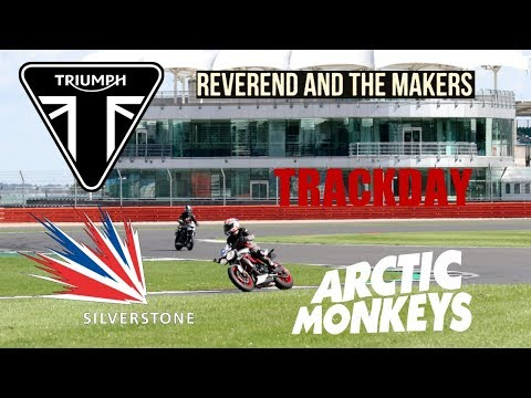 Silverstone Trackday With Members Of Arctic Monkeys/Reverend And The Makers