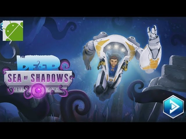 The Deep: Sea of Shadows (by DHX Media Interactive) - Android Gameplay HD