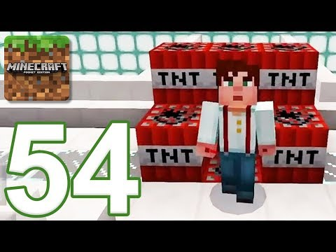 Minecraft: PE - Gameplay Walkthrough Part 14 - Jigsaw (iOS, Android) from YouTube · Duration:  31 minutes 40 seconds