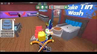 Do you like a cake? - Bakery Vallery - Roblox -