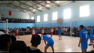 Ноокат озгон волейболу каска озгон