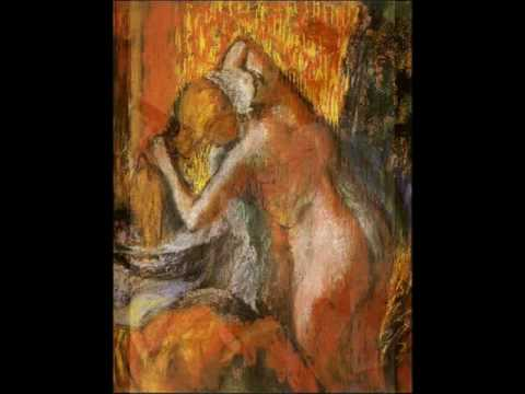 Paddy McAloon - Desire As (+ Edgar Degas )