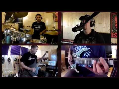 DEATH - Scavenger Of Human Sorrow (Full Band Cover)