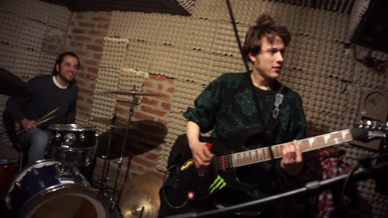 CZECH BAND with VOJTA 3 @ Wells Garden Recording Studio - YouTube