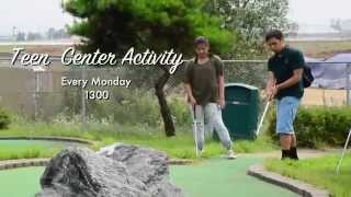 Mini Golf with the Youth Center - Youth Center Round Up - YCTV 1408