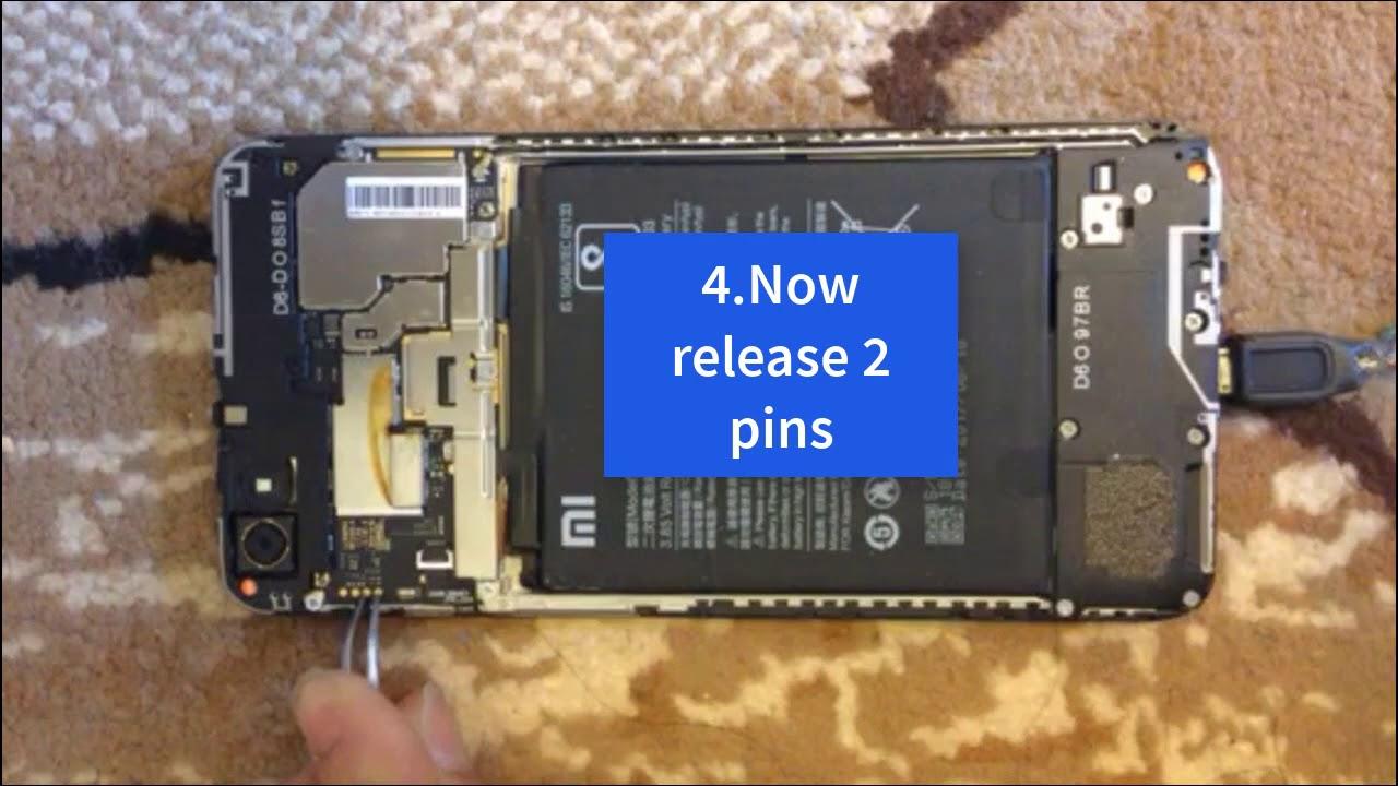 redmi note 5 5a testpoint EDL mode, QDLoader 9008, восстановить