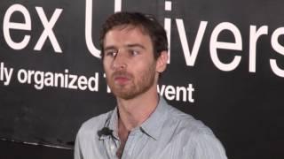 The positive future of journalism   Seán Dagan Wood   TEDxSussexUniversity