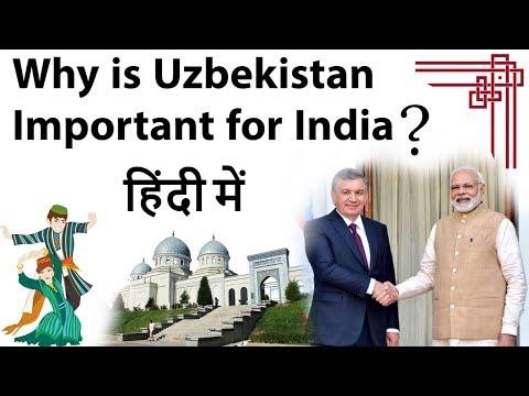 Why is Uzbekistan