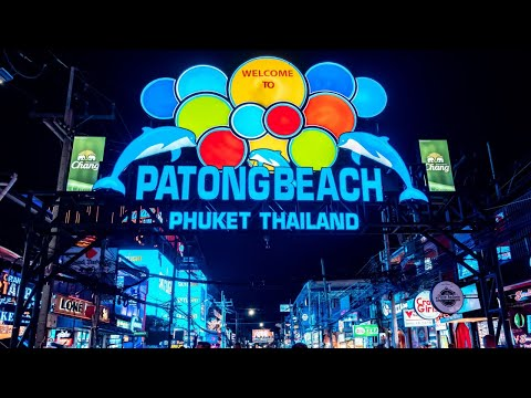 Bangla Road | Nightlife Party Street Phuket Thailand