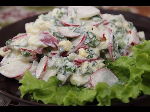 Звёздные рецепты: новогодний экзотический салат от певца Саши Немо