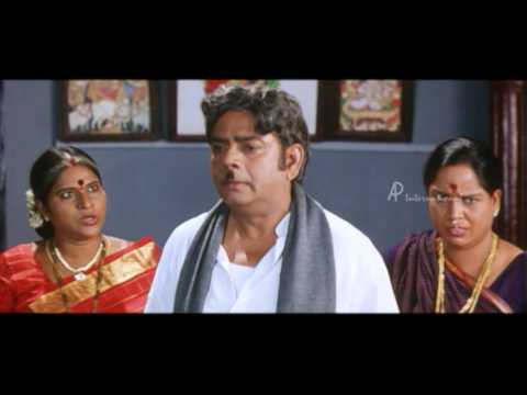 Naagamma | Tamil Movie | Scenes | Clips | Comedy | Songs | Manthra beats her step-mother