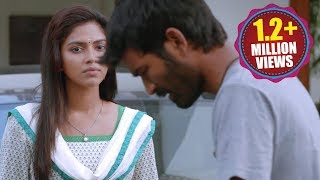 Raghuvaran B.tech Scenes - Dhanush HIlarious Comedy With His Mother and Shalini