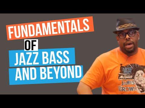 Christian McBride   Open Studio: Fundamentals of Jazz Bass and Beyond