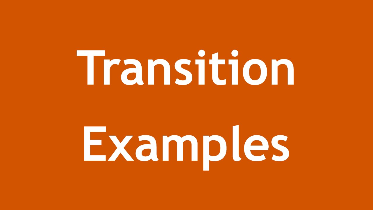 [ Css3 In Arabic ] #35 - Transition - Examples