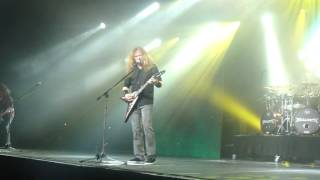 Megadeth - In My Darkest Hour, Sydney Hordern Pavilion 2015