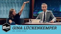 Gina Lückenkemper zu Gast im Neo Magazin Royale mit Jan Böhmermann -  ZDFneo
