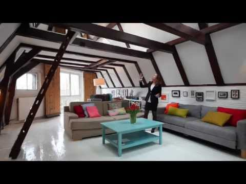 Amsterdam Apartment for Sale: Krom Boomssloot 53C