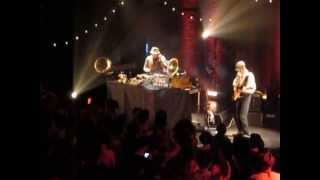 Speakeasy Electro Blues Night w/ Scott Rubin- 30 June 2013 -Montreal Jazz Fest
