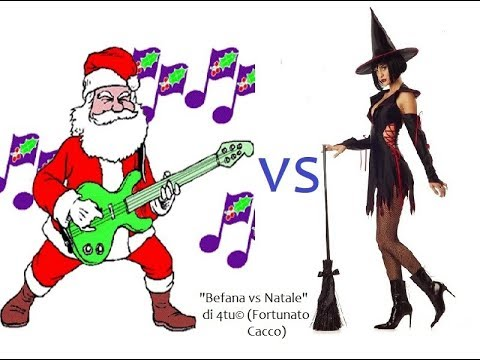 Auguri Di Buon Natale 2020 Video.Canzone Auguri Di Buon Natale 2019 Befana Vs Natale Di 4tu C E Buon 2020