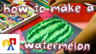 How To Make A Watermelon