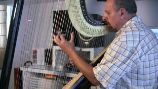 El choclo - Daniel Jordan (arpa)