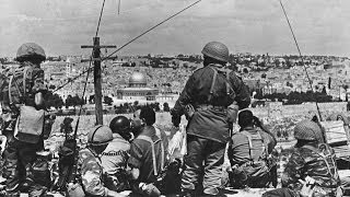 Oriente Próximo, Origen Conflicto: Guerra de los Seis Días / Six-Day War [IGEO.TV]