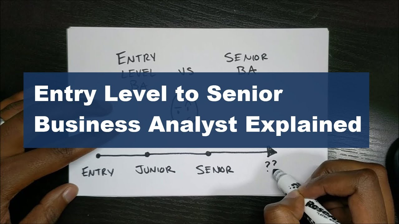 lead business analyst role profile