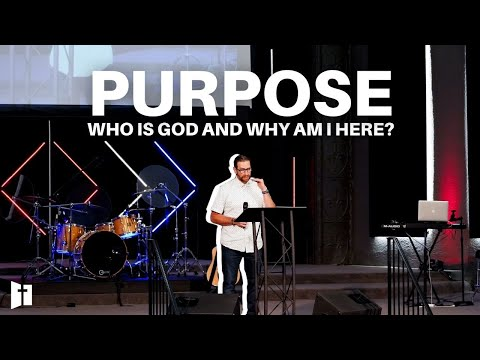 Purpose | Pastor Matt Holcomb