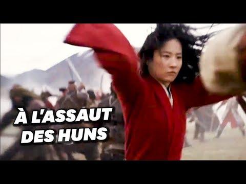 Une Première Bande-annonce Pour Mulan