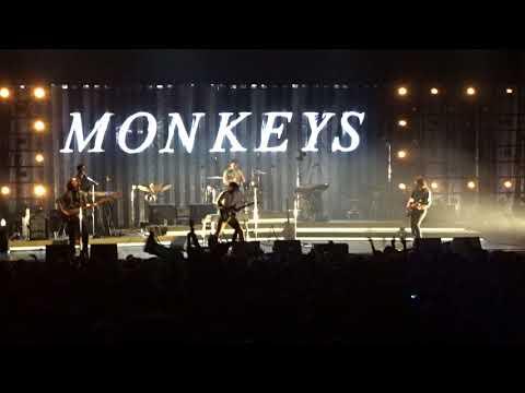 Arctic Monkeys - I Bet You Look Good On The Dancefloor - Zenith Paris 29 Mai 2018