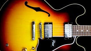 Seductive Blues Ballad Guitar Backing Track Jam in B Minor