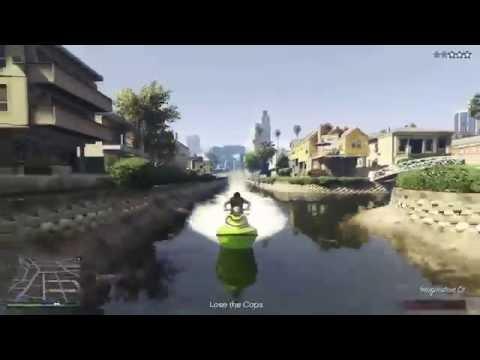 Grand Theft Auto V- Series A Funding