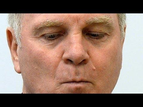 Bayern Munich boss Uli Hoeness given jail term for tax fraud
