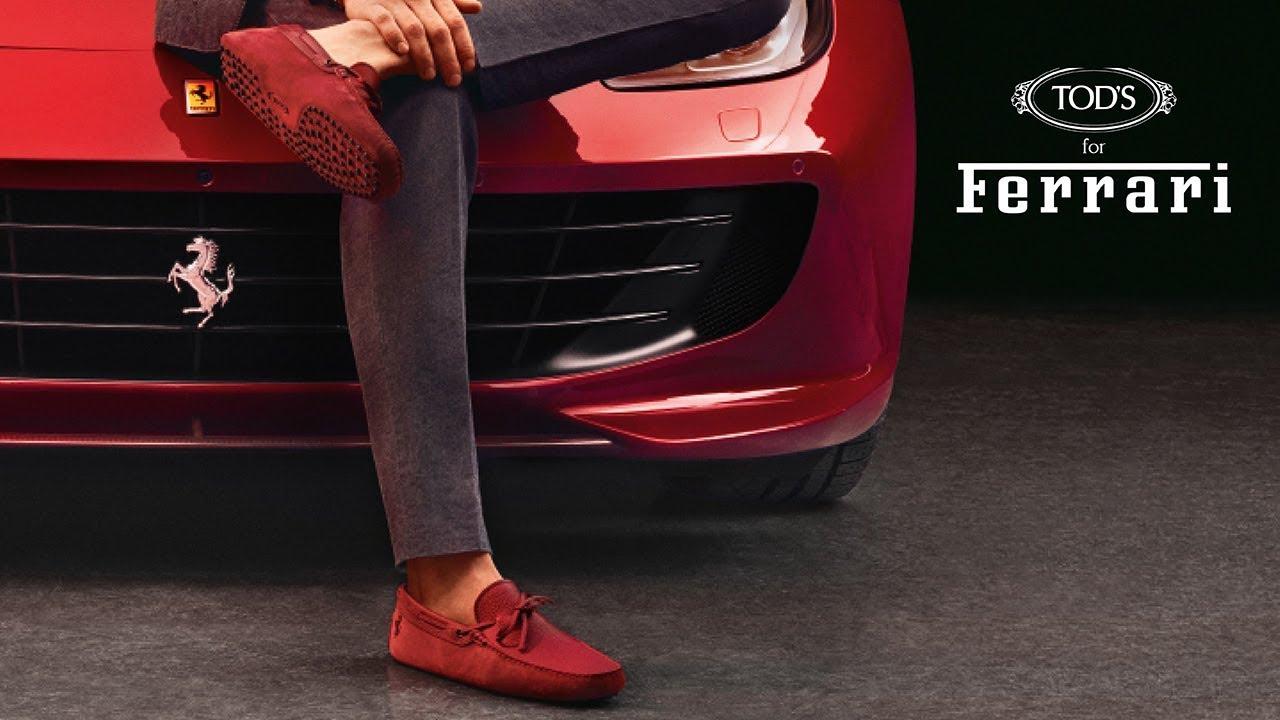 5286e8e4528b7 Tod's for Ferrari autunno-inverno 2018-2019 – GENTLEMAN & FASHION BLOG.com